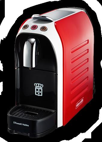 Galaxia Coffee Capsule Machine